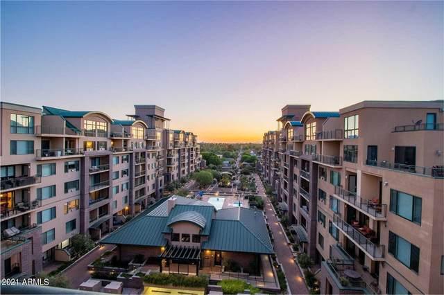 2302 N Central Avenue #609, Phoenix, AZ 85004 (MLS #6286825) :: ASAP Realty