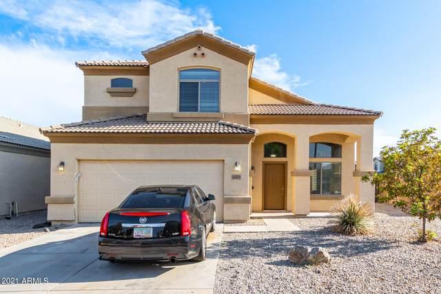 24875 W Pueblo Avenue, Buckeye, AZ 85326 (MLS #6286832) :: Yost Realty Group at RE/MAX Casa Grande