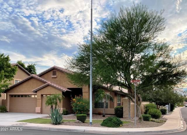 5340 S Scott Place, Chandler, AZ 85249 (MLS #6286837) :: Executive Realty Advisors