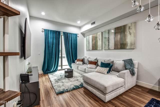 945 E Playa Del Norte Drive #2025, Tempe, AZ 85281 (MLS #6286838) :: My Home Group