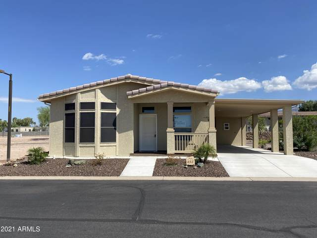 7373 E Us Highway 60 #453, Gold Canyon, AZ 85118 (MLS #6286851) :: West Desert Group | HomeSmart