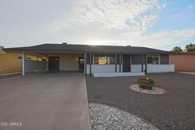10030 N 107TH Avenue, Sun City, AZ 85351 (MLS #6286865) :: Executive Realty Advisors