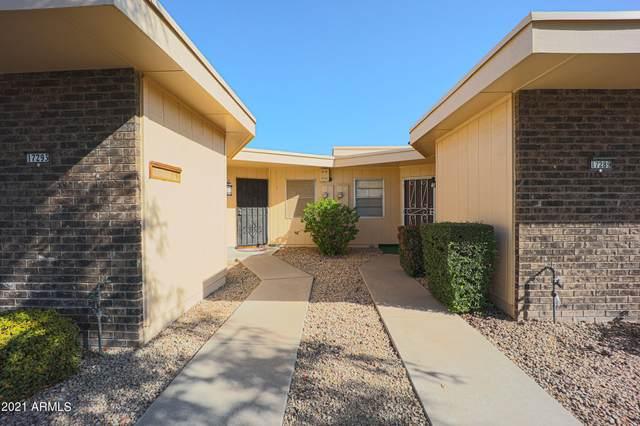 17293 N Del Webb Boulevard, Sun City, AZ 85373 (MLS #6286867) :: Arizona 1 Real Estate Team