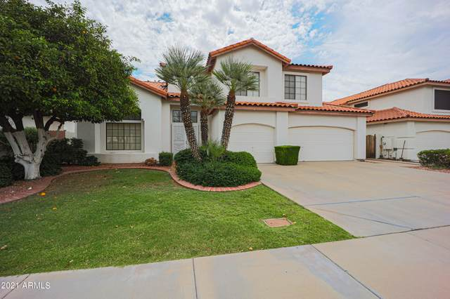 5351 W Wethersfield Drive, Glendale, AZ 85304 (MLS #6286908) :: Yost Realty Group at RE/MAX Casa Grande