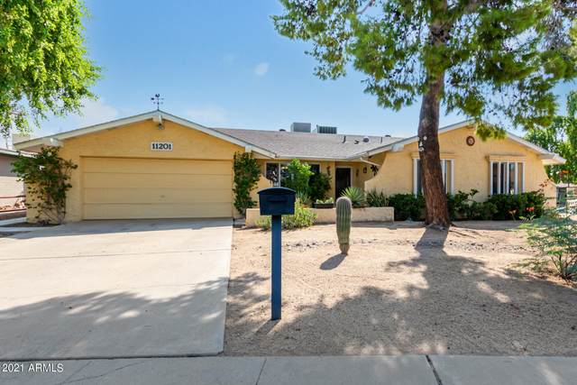 11201 N 49TH Drive, Glendale, AZ 85304 (MLS #6286959) :: Hurtado Homes Group