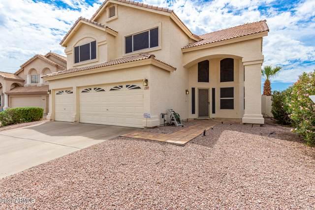 1327 E Hiddenview Drive, Phoenix, AZ 85048 (MLS #6286968) :: Elite Home Advisors