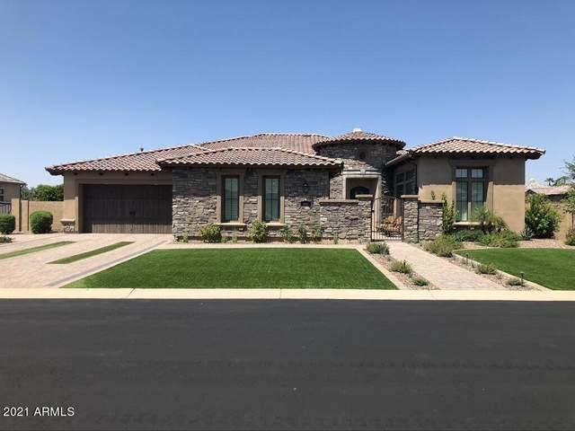 3340 E Kenwood Street, Mesa, AZ 85213 (MLS #6286971) :: Elite Home Advisors