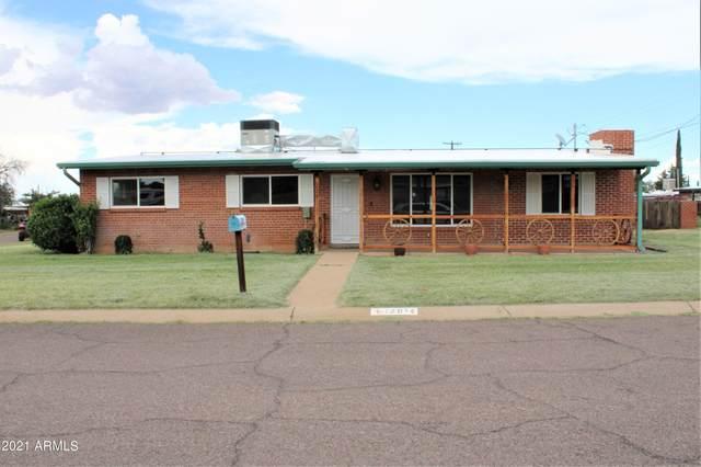 1201 Sierra Drive, Sierra Vista, AZ 85635 (MLS #6286997) :: Klaus Team Real Estate Solutions