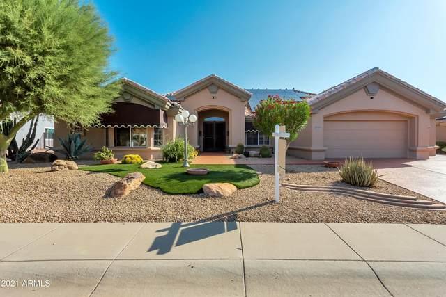 22607 N Robertson Drive, Sun City West, AZ 85375 (MLS #6287017) :: Executive Realty Advisors