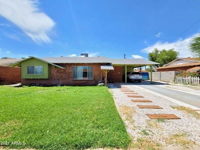 6814 N 36TH Drive, Phoenix, AZ 85019 (MLS #6287021) :: Executive Realty Advisors