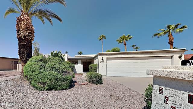 26014 S 99TH Drive, Sun Lakes, AZ 85248 (MLS #6287047) :: Yost Realty Group at RE/MAX Casa Grande