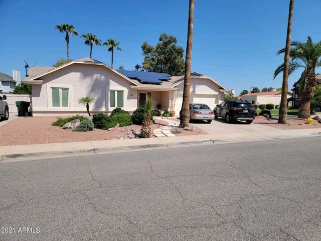905 N York, Mesa, AZ 85213 (MLS #6287053) :: The Riddle Group