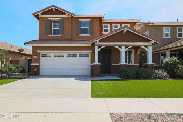 7553 E Osage Avenue, Mesa, AZ 85212 (MLS #6287092) :: Hurtado Homes Group