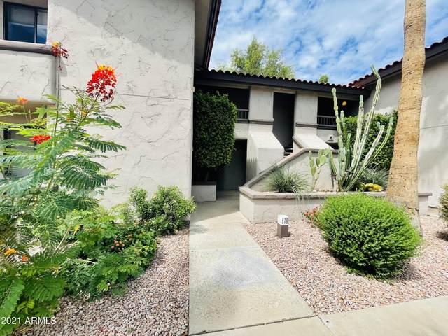9460 N 92ND Street #113, Scottsdale, AZ 85258 (MLS #6287107) :: Jonny West Real Estate