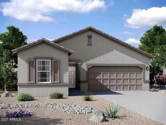 35479 W Santa Clara Avenue, Maricopa, AZ 85138 (MLS #6287114) :: ASAP Realty