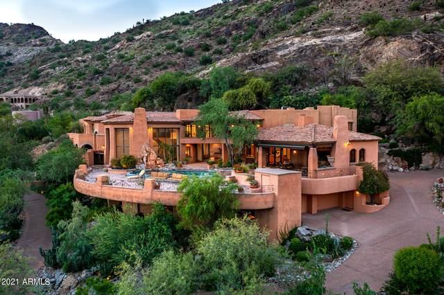6020 E Indian Bend Road, Paradise Valley, AZ 85253 (MLS #6287135) :: Hurtado Homes Group