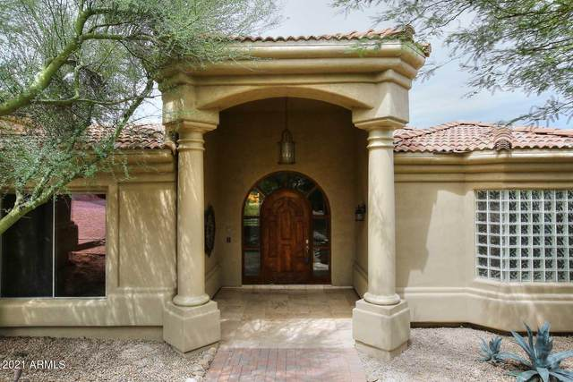 10606 N Indian Wells Drive, Fountain Hills, AZ 85268 (MLS #6287139) :: Executive Realty Advisors