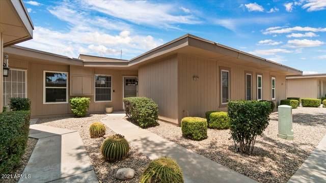 17427 N 105TH Avenue, Sun City, AZ 85373 (MLS #6287147) :: The Riddle Group