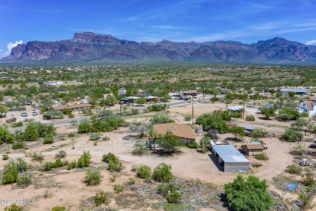 5433 E 32nd Avenue, Apache Junction, AZ 85119 (MLS #6287160) :: Service First Realty