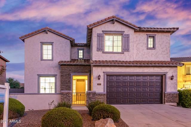 6903 S Black Hills Way, Chandler, AZ 85249 (MLS #6287161) :: The Daniel Montez Real Estate Group
