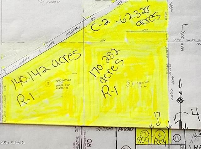 TBD Highway 92, Bisbee, AZ 85603 (MLS #6287163) :: Executive Realty Advisors