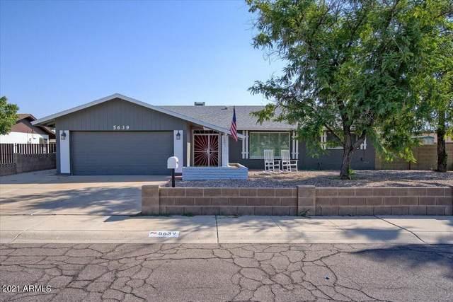5639 W Tierra Buena Lane, Glendale, AZ 85306 (MLS #6287169) :: Zolin Group