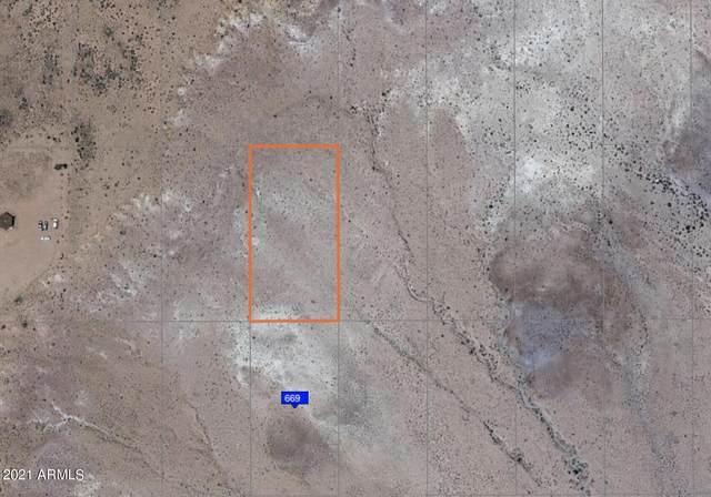 ARIZONA Rancho Unit 34 Lot 50, Sun Valley, AZ 86029 (MLS #6287188) :: The Daniel Montez Real Estate Group