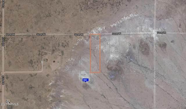 ARIZONA Rancho Unit 34 Lot 34, Sun Valley, AZ 86029 (MLS #6287191) :: The Daniel Montez Real Estate Group