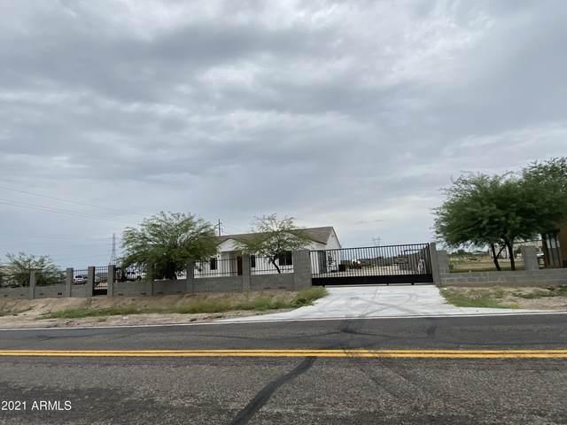 2700 S Dean Road, Buckeye, AZ 85326 (MLS #6287197) :: Elite Home Advisors