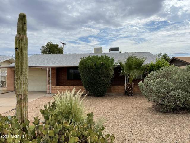 11425 N 114TH Drive, Youngtown, AZ 85363 (MLS #6287208) :: Yost Realty Group at RE/MAX Casa Grande