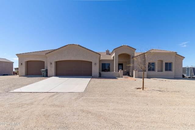 30704 N 228TH Avenue, Wittmann, AZ 85361 (MLS #6287237) :: Klaus Team Real Estate Solutions