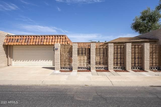 10706 W Topaz Drive, Sun City, AZ 85351 (MLS #6287246) :: Zolin Group