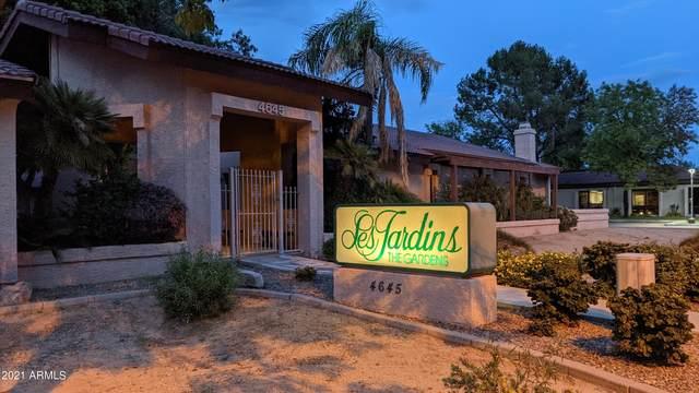 4645 S Lakeshore Drive E 10,11, Tempe, AZ 85282 (MLS #6287271) :: Jonny West Real Estate