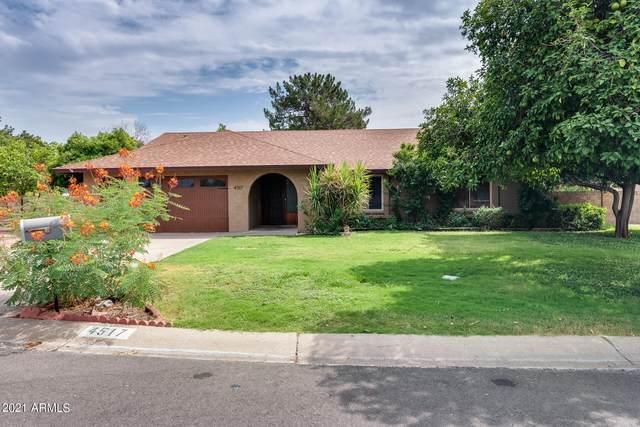 4517 W Bluefield Avenue, Glendale, AZ 85308 (MLS #6287283) :: The Copa Team | The Maricopa Real Estate Company