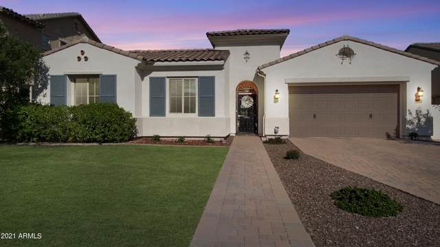 2649 N Black Rock Road, Buckeye, AZ 85396 (MLS #6287303) :: Dave Fernandez Team   HomeSmart