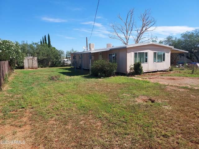 4923 E Bevers Street, Sierra Vista, AZ 85650 (MLS #6287333) :: Yost Realty Group at RE/MAX Casa Grande
