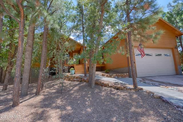 2221 Evergreen Lane, Show Low, AZ 85901 (MLS #6287346) :: Keller Williams Realty Phoenix