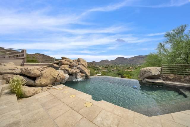 4524 E Foothill Drive, Paradise Valley, AZ 85253 (MLS #6287355) :: Elite Home Advisors