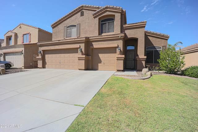 11826 W Electra Lane, Sun City, AZ 85373 (MLS #6287359) :: Klaus Team Real Estate Solutions