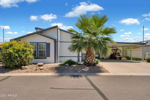 8500 E Southern Avenue #512, Mesa, AZ 85209 (MLS #6287384) :: Arizona 1 Real Estate Team
