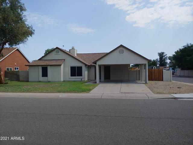13203 N 56TH Avenue, Glendale, AZ 85304 (MLS #6287388) :: Yost Realty Group at RE/MAX Casa Grande