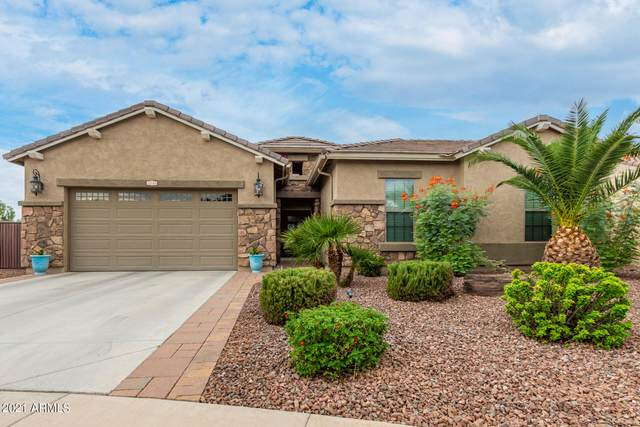 5228 S Gold Leaf Place, Chandler, AZ 85249 (MLS #6287423) :: CANAM Realty Group