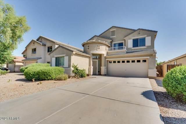 4061 E Tanzanite Lane, San Tan Valley, AZ 85143 (MLS #6287480) :: The Dobbins Team