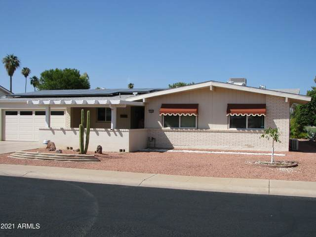 10446 W Mission Lane, Sun City, AZ 85351 (MLS #6287512) :: Elite Home Advisors