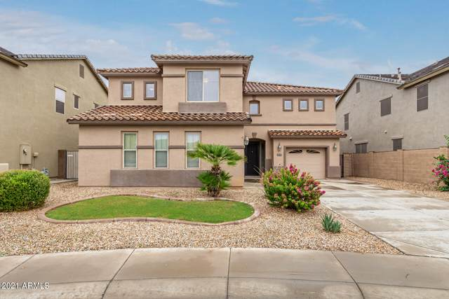 9939 N 179TH Drive, Waddell, AZ 85355 (MLS #6287516) :: The Riddle Group
