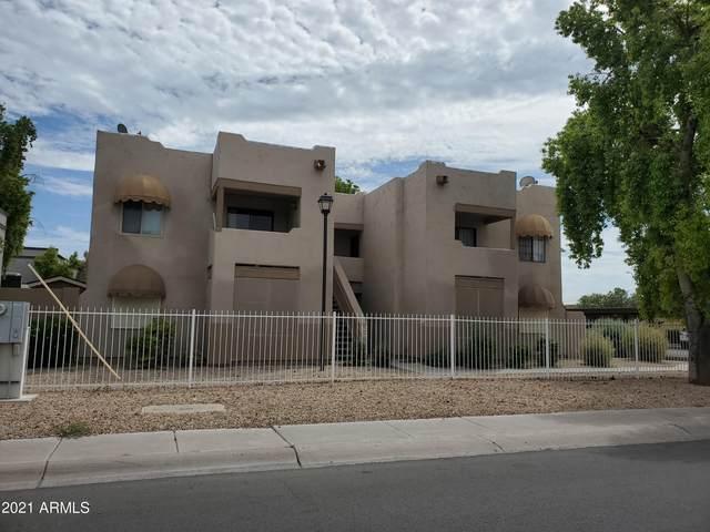 5035 N 17th Avenue #214, Phoenix, AZ 85015 (MLS #6287522) :: Elite Home Advisors