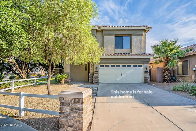 2205 W Carolina Drive, Phoenix, AZ 85023 (MLS #6287535) :: Elite Home Advisors