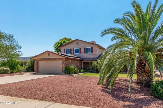 5101 E Winchcomb Drive, Scottsdale, AZ 85254 (MLS #6287539) :: Elite Home Advisors