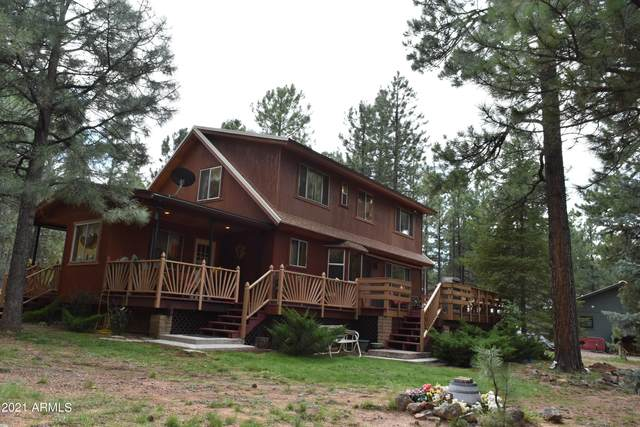 1810 Merzville Road, Forest Lakes, AZ 85931 (MLS #6287548) :: Long Realty West Valley