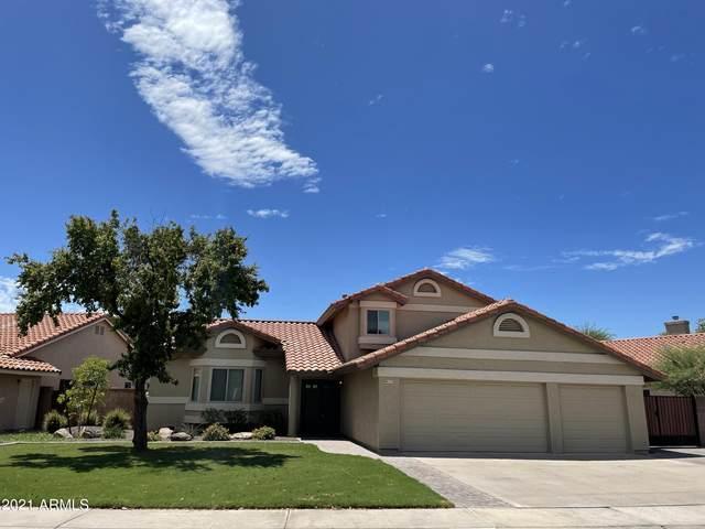 1402 N Pebble Beach Drive, Gilbert, AZ 85234 (MLS #6287552) :: Klaus Team Real Estate Solutions